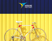 Website for booking sport events in Ukraine