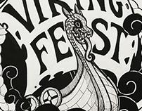 Viking Fest Logo