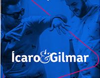 Ícaro e Gilmar