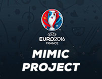 ArkoMen | EURO2016 Mimic Project