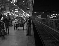 Photo track - Experiencing railaway through lens
