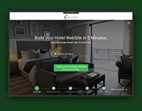 UI/UX – rainmaker - DIY Navigation & Website Builder