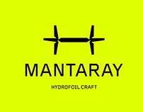 Mantaray Hydrofoil Craft