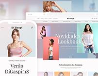 DiGaspi Website