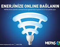 Mepaş Online İşlem Merkezi