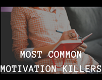Most Common Motivation Killers