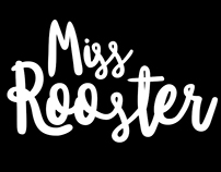 Miss Rooster font
