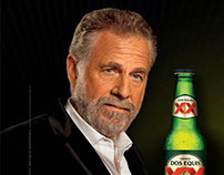 Dos Equis - Stay Thirsty