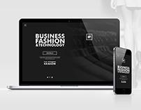 BF&T   branding, website