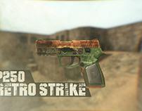 P250 Retro-Strike