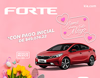FORTE - Publicidad para Agencia KIA SANTA FE
