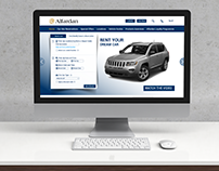 AlFardan I Website