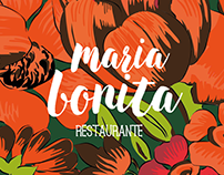 Maria Bonita Restaurante | branding