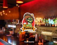 Pupquila Mexican Pub Visual Identitiy