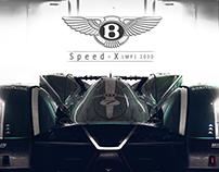 Bentley Speed X - LMP1