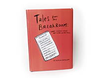 Tales From the Break Room: Book Design