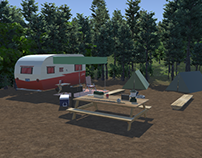Campground Simulator