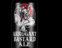 Arrogant Bastard Can