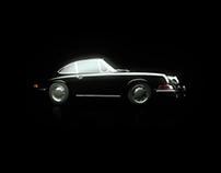 Porsche - Print Holgram