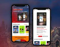 UI/UX for Media Facts Mobile App