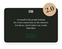 Lovemail Landing 2.0