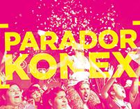 Parador Konex 2015 - CCK