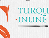 Turquoise Inline