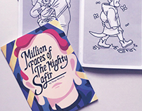 Million faces of the mighty Safir zine