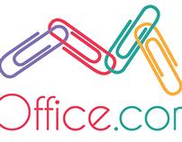 Consumi Office: Logo y papelería.