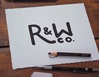 R&W Co. Launch
