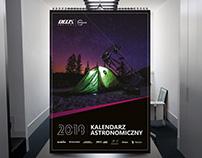 Delta Optical 2018 Calendar