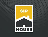 Branding + Website for Sip House Ltd.