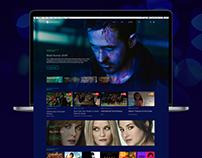 Web TV platform