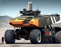 Tank Trucks / Ultimatum + Process