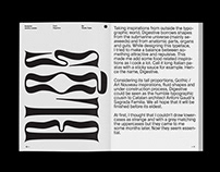 I'm so f***ing tired of Helvetica - Editorial