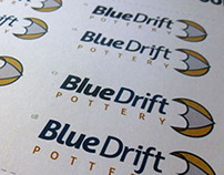 Logo Design Process for BlueDrift