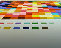 Study of Visual Composition using Gestalt Principles