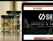 Shango Cannabis Website