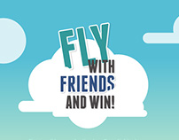 Fly with Friends - Garuda Indonesia