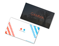 FREE Business Card Mock Up 2