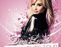 Demi Lovato Tour Promotion