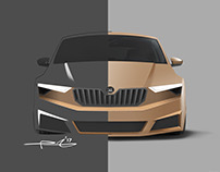 Škoda Octavia RS Design WIP