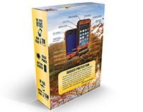 Traverse iPhone case Package Design