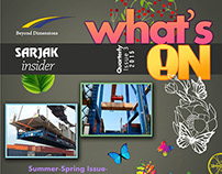 What's On! April 2015 Issue No. 3