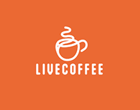 Livecoffee - logodesign