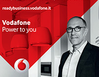 ADV VODAFONE READY BUSINESS.  AG. Y&R