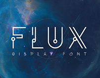 Flux | Display Font