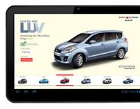 Customer Service Concept App