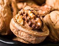 The Walnuts - Food photography, Egypt