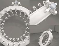 3D RING MODDELING